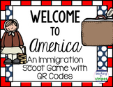 Welcome to America: Immigration Scoot Game with QR Codes