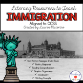 Immigration: Literacy Resources to Teach About Immigration