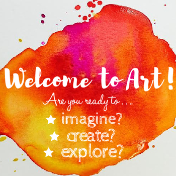 Welcome to Art!