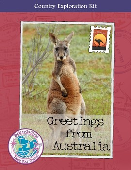 Greetings from australia by pack n go girls teachers pay teachers greetings from australia m4hsunfo
