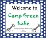 Welcome to Camp Green Lake - A Novel Study Bundle for HOLE