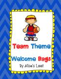 PDF Welcome to Class Bag Team Theme