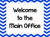 Welcome to Class / Classroom Door Signs / 34 Total!