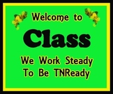 Welcome to Class (TNReady)