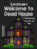 Welcome to Dead House Goosebumps (Comprehension Questions and More)