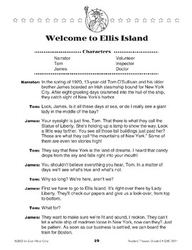 Welcome to Ellis Island