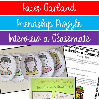 Welcome to Fifth Grade: Fabulously Fun Activities for the First Week of School
