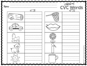 First Grade Beginning of the Year Printables {Welcome to First Grade!}