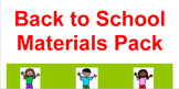 Welcome to Grade Materials for Parents at Back to School Time