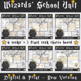 Harry Potter Unit Welcome to Hogwarts