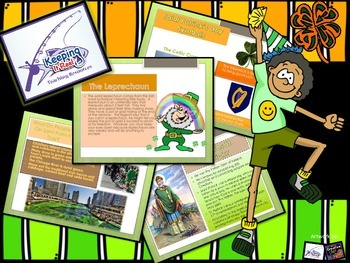 St Patrick's Day Power Point (Welcome to Ireland!)