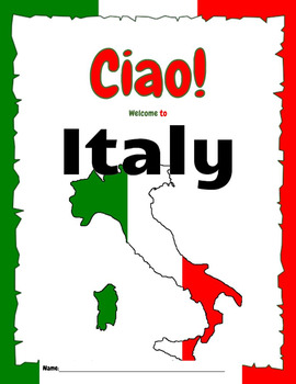 Welcome to Italia!