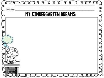 Kindergarten Beginning of the Year Activities {Welcome to Kindergarten!}