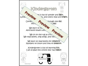 Welcome to Kindergarten! An ELL Newcomer Resource to Build Literacy Skills