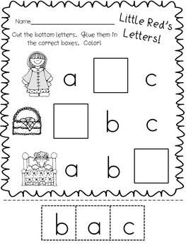 Back to School Kindergarten Activities * Numbers * Letters * Counting * Shapes