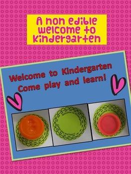 Welcome to Kindergarten Gift