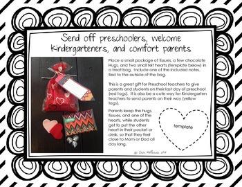 Welcome to Kindergarten Gift FREEBIE