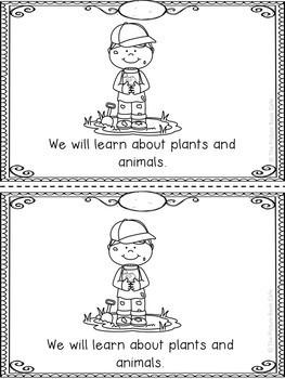 Welcome to Kindergarten booklet