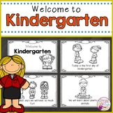 Welcome to Kindergarten booklet