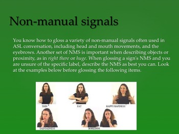 Welcome to Master ASL Unit 9! Fingerspelling, Numbers, and glossing