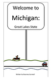 Welcome to Michigan Booklets - Three Reading Levels - State Report Resource