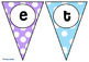 Welcome to Music Pastel Polkadot Pennant