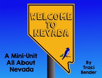 Welcome to Nevada {A mini-unit about Nevada}