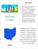 Welcome to Ohio - Ohio Facts