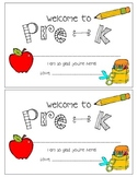 Welcome to Pre-K Certificate