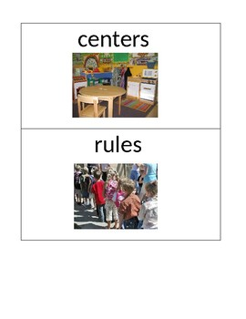 Welcome to Pre-K Vocabulary