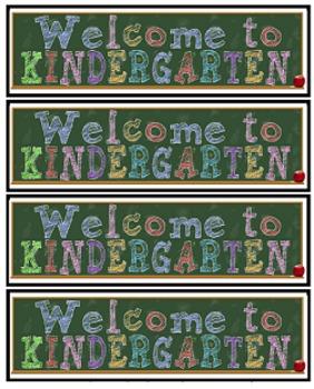 Welcome to Preschool thru 6th Grade Bookmarks