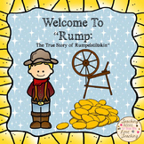 "Welcome to ""Rump:  The True Story of Rumpelstiltskin"""