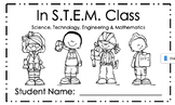 Welcome to STEM Class Book - Decodable Book, Reader (In STEM Class Book)