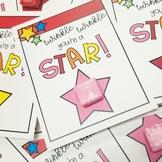 Welcome to School Starburst Treat