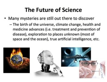 Welcome to Science - A subject introduction and overview