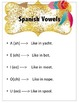 Welcome to Spanish Class First Day Packet: High School/Adult Spanish Class