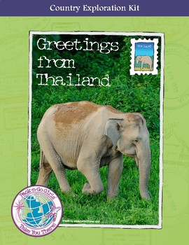 Greetings from Thailand!
