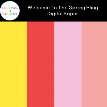 Welcome to The Fling Digital Paper