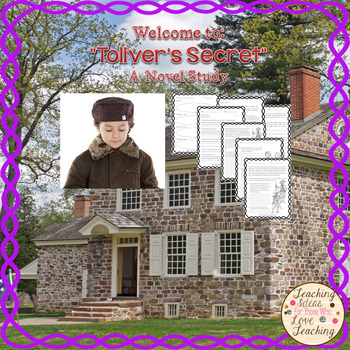 """Welcome to """"Toliver's Secret"""""""