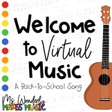 Welcome to (Virtual) Music: A Back-to-School Song