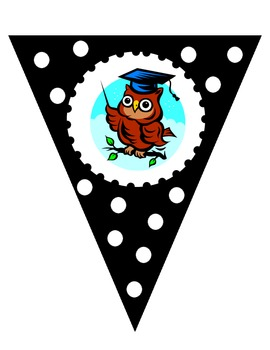 Welcome to __ Grade Banner - Owl Theme