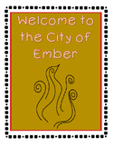 The City of Ember - A Novel Study