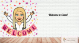 Welcome to the Classroom Fully Linked Google Slide Deck! ⭐ (Back to School)