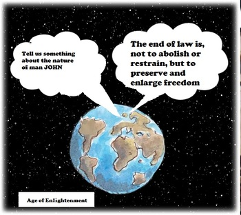 World History - The Enlightenment Lesson Plan/Projects
