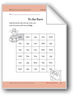Welcome to the Farm!: Language and Math Activities