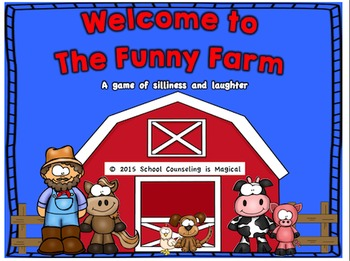 Welcome to the Funny Farm: A Game of Laughter and Silliness