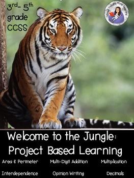Project Based Learning: Habitats