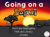 Going on a Safari Pre-K and Kindergarten Literacy and Math Activities