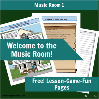 Welcome to the Music Room!