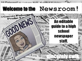 Welcome to the Newsroom: An Overview of Journalism Staff